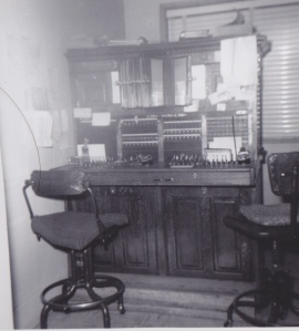 old operator station