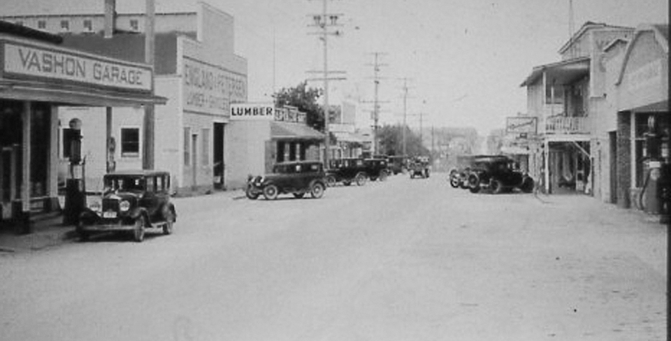 town 1931