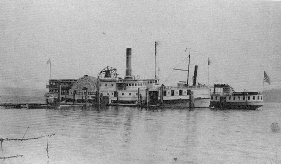 CHAUTAUQUA Dock 1