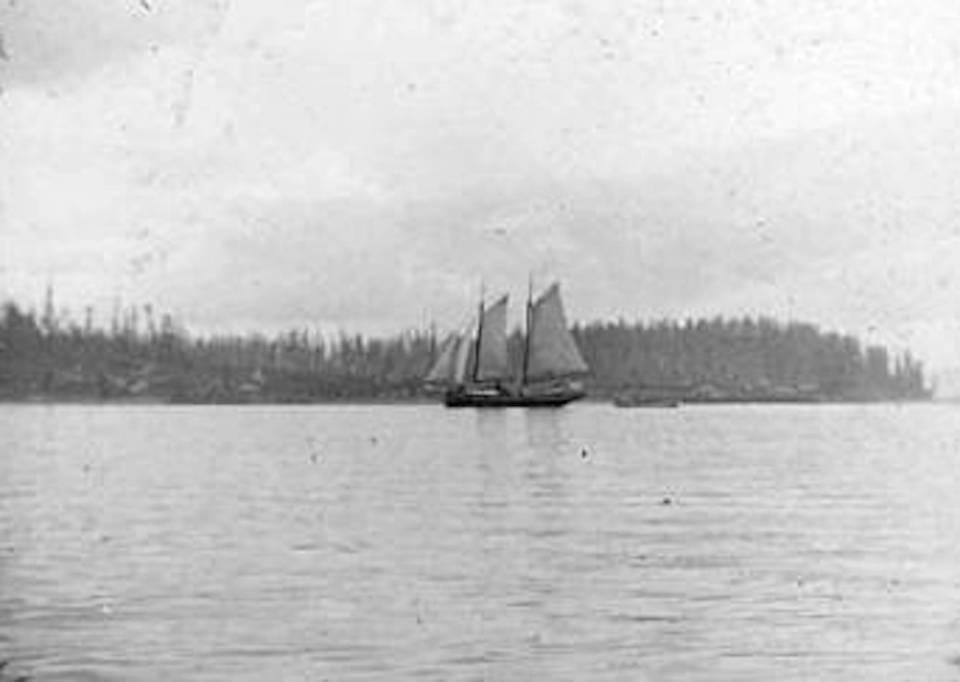 sailing vssl qmstr