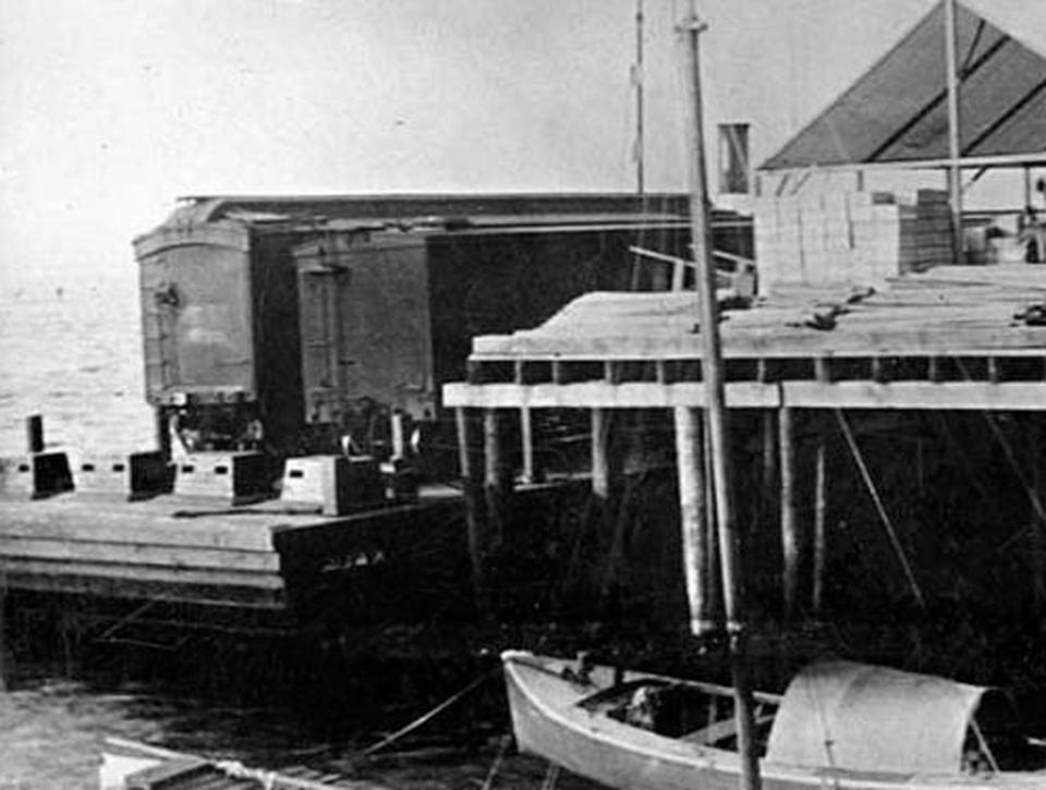 vash landing 1905
