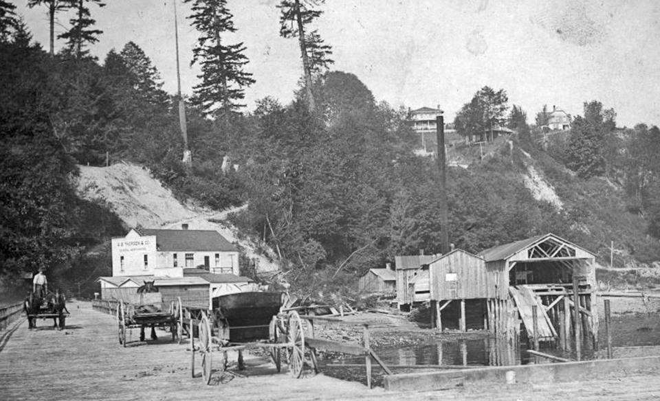 Vashon Landing 1910