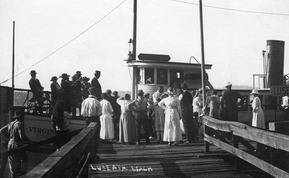 Luseta Beach Camp Sealth Dock