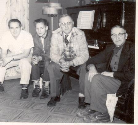 Bob George Harold Halvor